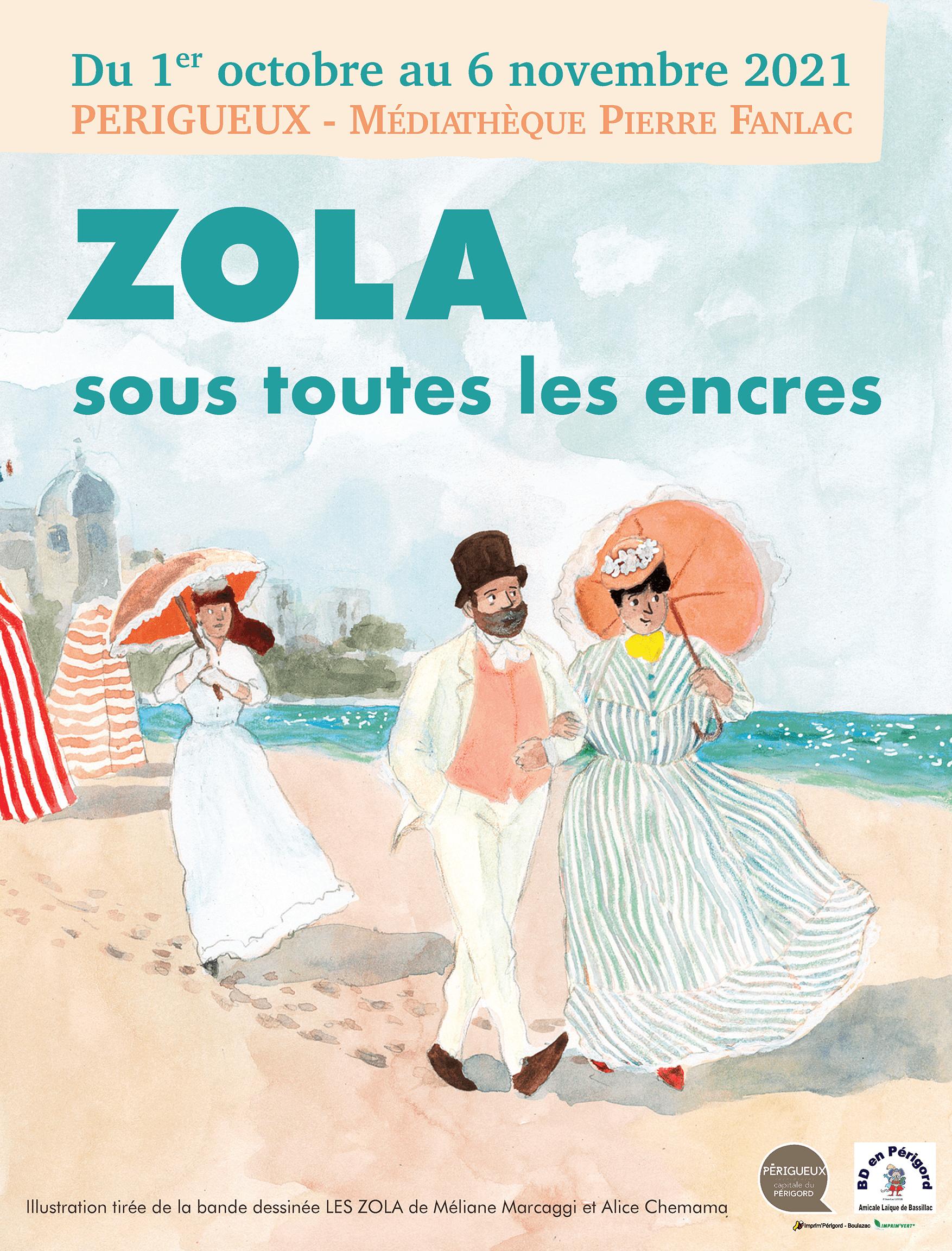Exposition Zola |